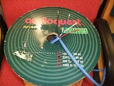 AUDIOQUEST, RF-400  Speaker Cable, 2 X 3.5m.BIWIRE. Copper Cores cable.
