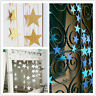 4Mtar Paper Garland Banner Bunting Baby Drophower Wedding Party