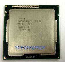 SR05C Intel I3-2100 3.10GHZ 3M 2-Cores 4-Threads LGA 1155/Socket H2 Desktop CPU