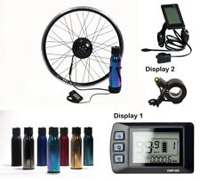 E-Bike Conversion 36V 250Watt Avec Pas Dans Moteur Installé ( Stvzo ) + Accu 36V