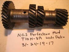 1965 ford mustang - falcon -T10 CLUSTER GEAR - T10H-8A  * NEW * PERFECTION USA
