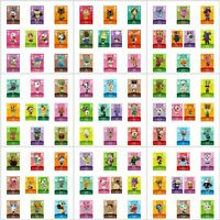 ANIMAL CROSSING AMIIBO SERIES 3 CARDS ALL CARDS 201 > 300 Nintendo Wii U Switch