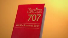 Evrite 707 Weekly Accounts Book