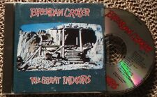 BRENDAN CROKER / THE GREAT INDOORS - CD (printed in Germany 1991)