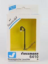 6410 VIESSMANN - ESCALA N / FAROL BACULO 48MM N / N Nostalgische Leuchte