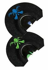 "2 Pack Primos Hunting Hook Hunter Turkey Mouth Call Hook Hunter 2"" Ghost Cut"