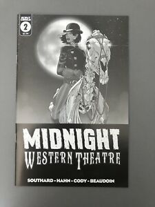 Midnight Western Theatre #2 Scout Comics Louis Southard