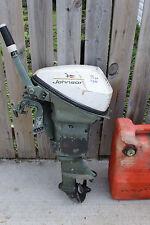 Johnson 9.5 Hp Outboard Boat Motor SS 2 Stroke 8 9 9.8 10 Kicker OMC Evinrude 15