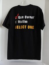 TOP GUN Handgun Training & Shooting Center T-shirt, Size: M, Color: Black