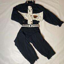Vintage Bogner Women's One Piece Ski Suit Size 10