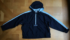 Vintage Puma Hooded Shell 3/4 Jacket Size M Excellent Condition