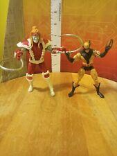 Marvel Universe OMEGA RED and Wolverine (Daken!) Action figure lot