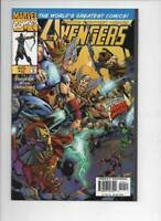 AVENGERS #10, NM, Captain America, Thor, 1996 1997, more Marvel in store
