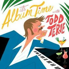 Todd Terje - It's Album Time [New CD] Digipack Packaging