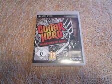 Guitar Hero: Warriors of Rock / PS3