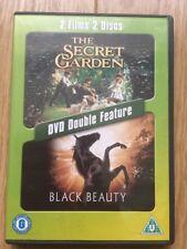 The Secret Garden / Black Beauty (DVD, 2006)
