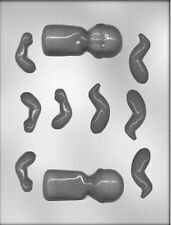 Baby Figure - Body Party Candy - Gum Paste Mold from CK #11534 - NEW