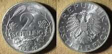 Austria : 1947  2 Sch.   BU  Rub On 2 #2872  IR3741