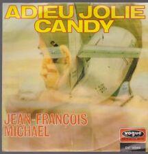 """JEAN-FRANCOIS MICHAEL adieu jolie candy/Les NEWSTARS Francine 7"""" VOGUE 1969"""