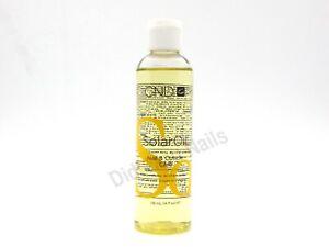 CND Essentials SOLAR OIL Nail Cuticle Conditioner Treatment 4 oz BOTTLE