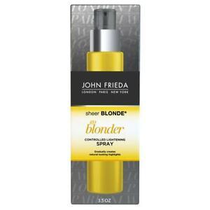 John Frieda Sheer Blonde Go Blonder Lightening Spray 103ml