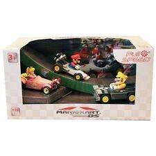 New Mario Kart DS Pull & Speed Pull Back Racer 3-Pack Mario B-Dasher, Wario Brut