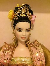 GOLD LABEL, IMPERATRICE del Golden Blossom Barbie