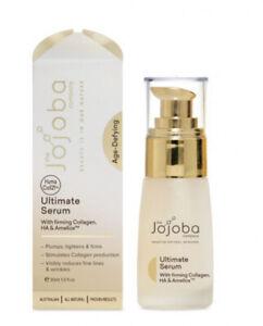 Jojoba Ultimate Serum With Firming Collegan Rrp $70.  Sell  $60