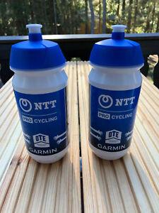 2 bidon Trinkflaschen Water Bottle Team NTT 2020 in sehr gutem Zustand!!