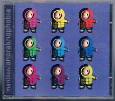 MARILLION ANORAKNOPHOBIA CD F.C.  COME NUOVO!!!