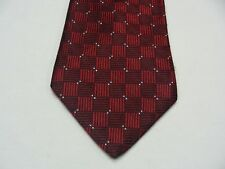 EMANUEL UNGARO - VINTAGE - MADE IN USA - 100% SILK NECK TIE