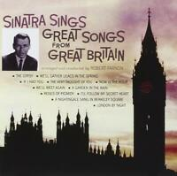 FRANK SINATRA Sinatra Sings Great Songs From Great Britain (2010) CD NEW/SEALED