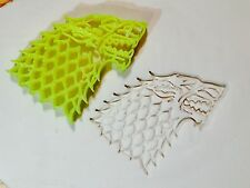 Wolf Game Of Thrones Uk Seller Cookie Cutter fondant cake decorating Mould