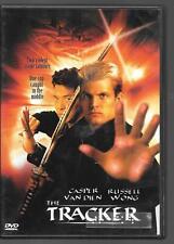 SPARTAN THE TRACKER (2001 ACTION FILM), CASPER VAN DIEN USED DVD