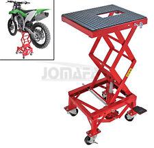 Apico Hidráulico Taller Motor Bicicleta Motocicleta Coche de tijera de elevación Soporte de bicicleta Otros accesorios para motos