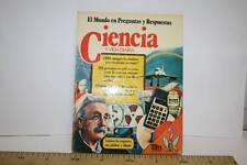 EL MUNDO EN PREGUNTAS Y RESPUESTAS, EDICIONES SM, CIENCIA Y VIDA DIA VER FOTO,