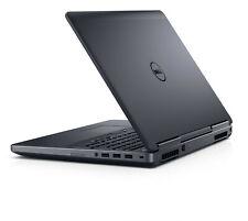"Dell Precision 7510 15.6"" FHD IPS Xeon E3-1505M v5 16GB RAM 512GB SSD M1000M W10"