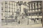 """CPA """" NANTES - Fontaine Monumentale de la Place Royale"""