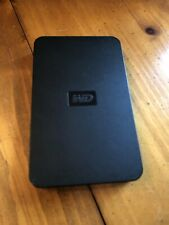 Black Western Digital WD 1TB External Hard Drive 1610G WDT-DOA(b)