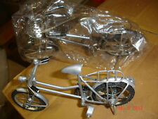 schönes FAHRRAD Rennrad Tandem Mountainbike Miniatur Modell Handarbeit TOP
