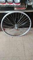 26 x 1.75 Wheel Coaster Brake Rear Bicycle Heavy Duty Beach Cruiser Alloy