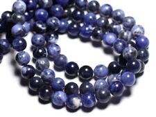 Perles de Pierre Fil 39cm 13pc env Lapis Lazuli Gouttes 30x10mm