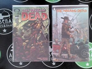 The Walking Dead #1 SET Variants 15th Anniversary Cover Image Comics VF/NM NICE