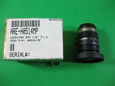"""Computar Lens 5mm, ½"""" F1.4 -- H0514-MP2 -- Used"""