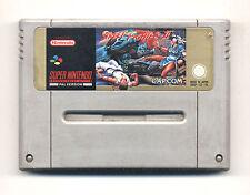 Super Nintendo SNES - STREET FIGHTER II 2 - PAL Capcom