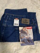mens wrangler jeans 42x30 Stretch