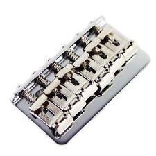 Fender 0060068000 6-saddle Hardtail Classic Standard Bridge Assembly Chrome