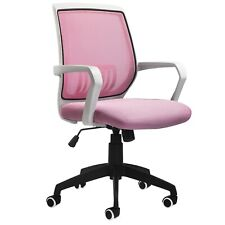 Mid-Back Home Office Desk Chair Ergonomic Executive Swivel Task Computer Chair
