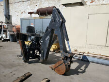 Bradco 609 Backhoe Attachment With 12 Bucket