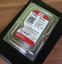 Western Digital Red 1 To, en interne, NAS 5400 tr/min Hard Drive SATA 64 Mo Cache WD 10efrx